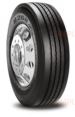 248834 11/R24.5 R268 Ecopia Bridgestone