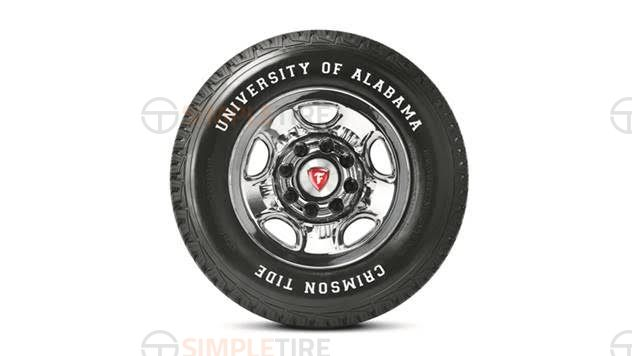 6552 245/75R16 Destination A/T - University of Alabama (Limited Edition) Firestone