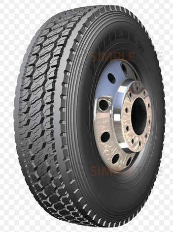 TH9320 285/75R24.5 LD422 Thunderer