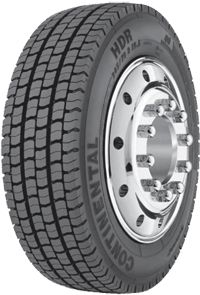 5221620000 255/70R22.5 HDR Tread B Continental