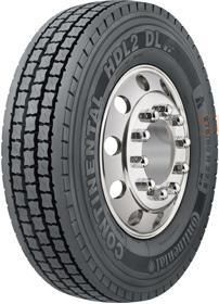 05210120000 275/80R22.5 HDL2 DL Eco Plus Continental