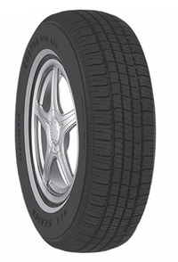 CUS39 P195/75R14 Custom 428 A/S Multi-Mile