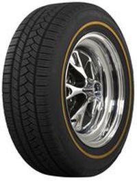 6880830 P235/55R17 American Classic Goldlines Coker