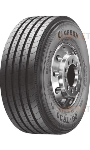 Green OG-TR30 295/75R-22.5 1103279225