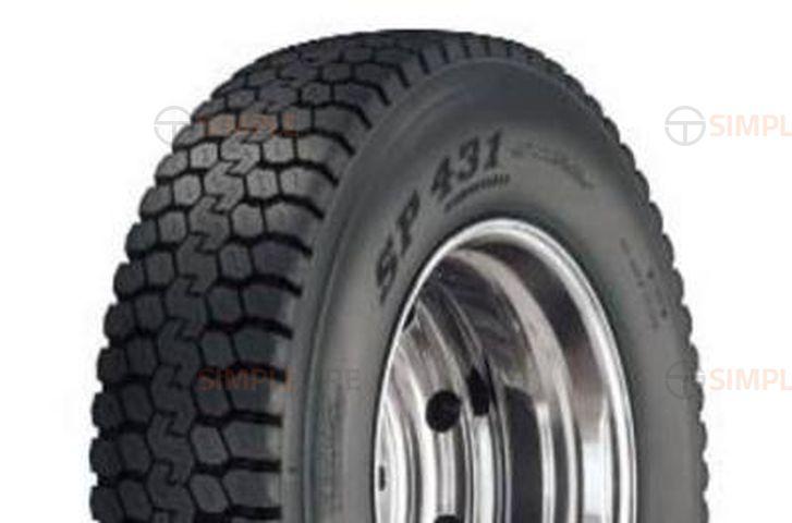 Dunlop SP 431A 295/75R-22.5 271128195