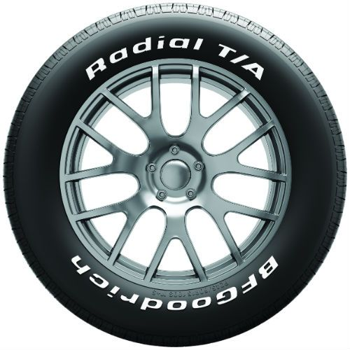 BFGoodrich Radial T/A 225/60R-17 14762