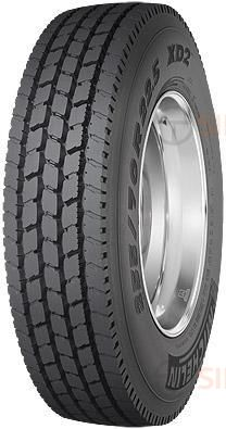 74493 255/70R22.5 XD2 Michelin