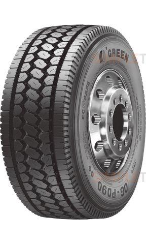 Green OG-PD90 295/75R-22.5 1103219225
