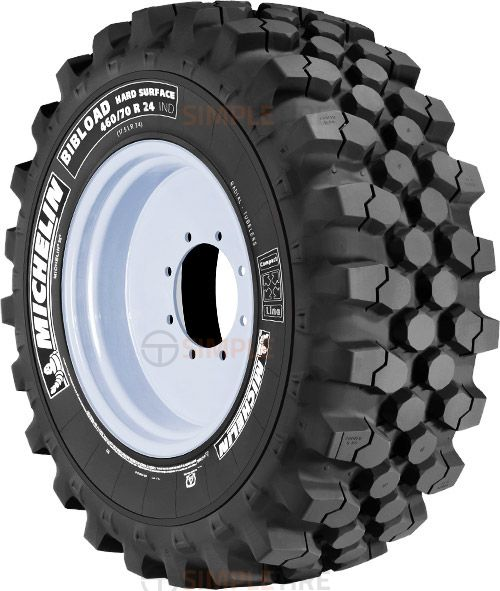18143 400/70R20 Bibload  Hard Surface Michelin