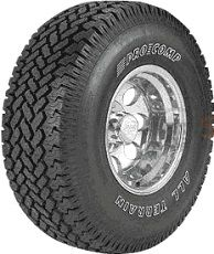 21126570 LT265/70R17 Pro Comp All Terrain National