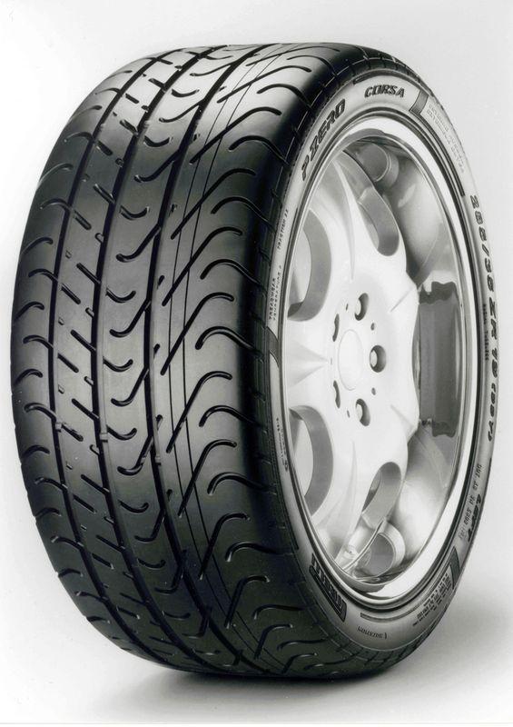 Pirelli P Zero Corsa Asimmetrico P285/35ZR-19 1680200