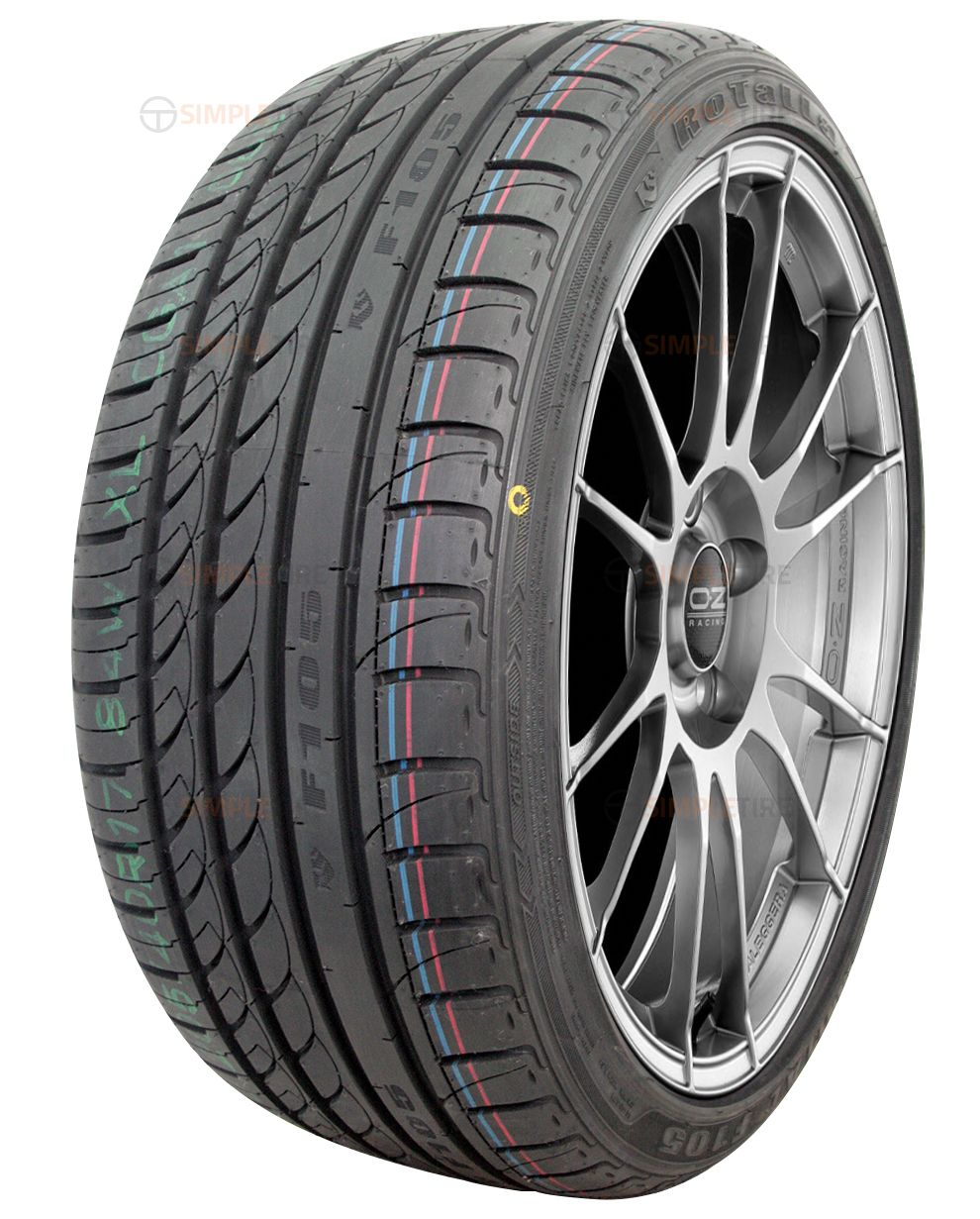 National Rotalla F105 P215/40R-16 11299033