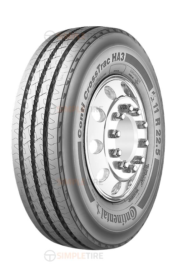 5153230000 295/75R22.5 CrossTrac HA3 Continental