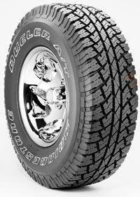 19 265/70R17 AT 697 Bridgestone