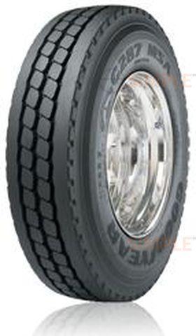 Goodyear G287 MSA DuraSeal 315/80R-22.5 756141245