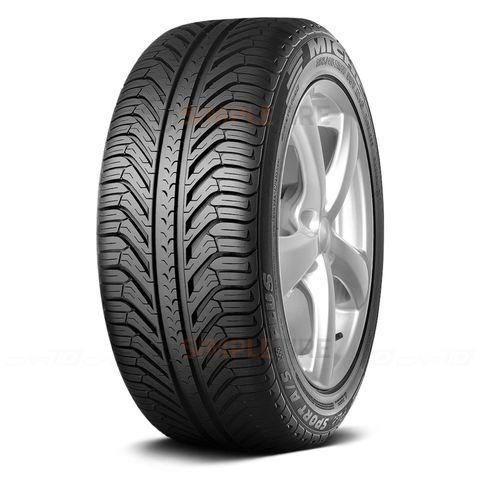 Michelin Pilot Sport A/S Plus ZP 245/45R   -17 15335