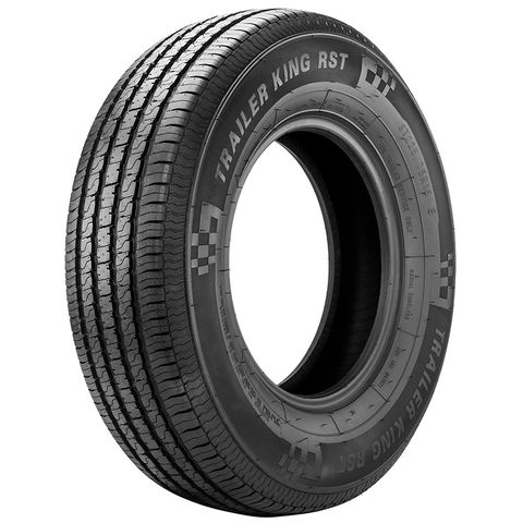 Trailer King RST ST225/75R-15 RST53T
