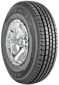 58156 245/65R17 Ironman Radial A/P Ironman