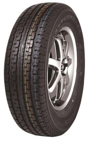 Mastertrack UN-203 All Steel ST235/85R-16 HFST49