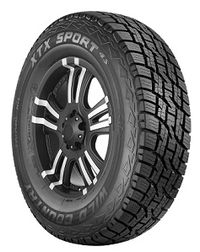 X4S79 245/75R   16 Wild Country XTX Sport 4S(SUV) Multi-Mile