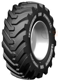 4967 340/8018 Power CL Backhoe Loader Tire Michelin