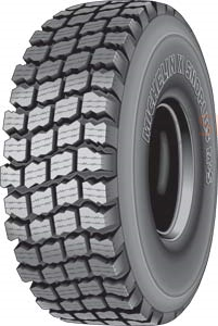 36887 385/95R24 X Snoplus MS Loader Tire Michelin