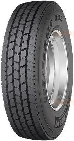 Michelin XD2 255/70R-22.5 74493