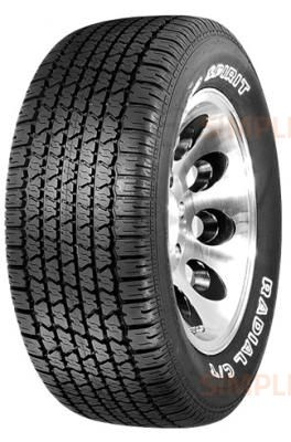 U633 P185/60R14 Grand Spirit Radial GT Multi-Mile