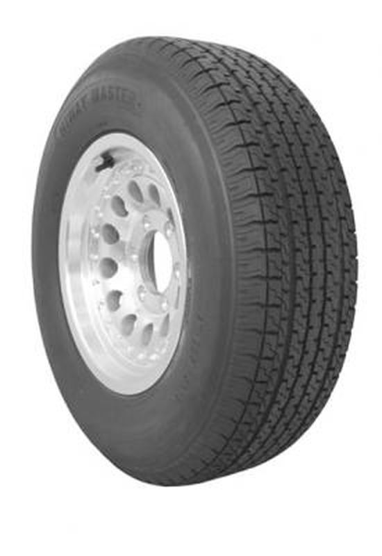 Greenball Hiwaymaster Special Trailer ST225/75R-15 TF15225C