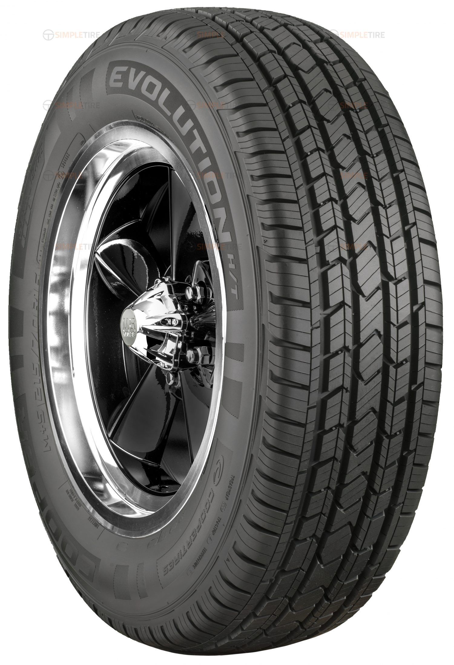 90000029104 245/75R16 Evolution HT Cooper