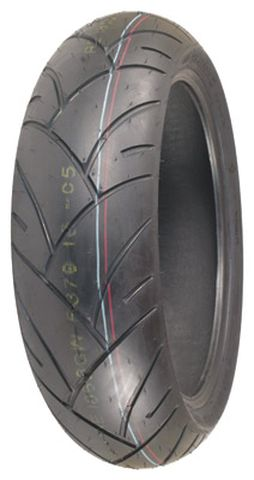 Shinko 005 Advance Rear 190/50ZR-17 874017