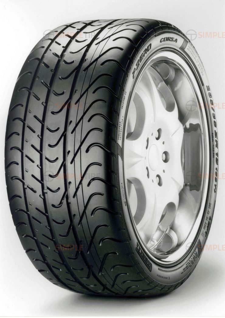 1708300 P285/30R19 PZero Corsa Asimmetirco Pirelli