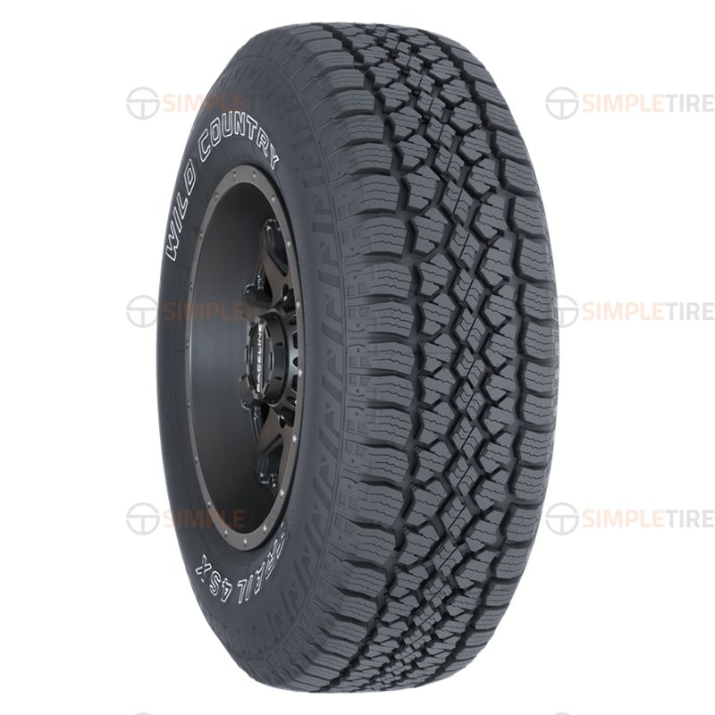 4SX52 255/70R   18 Wild Country Trail 4SX Multi-Mile