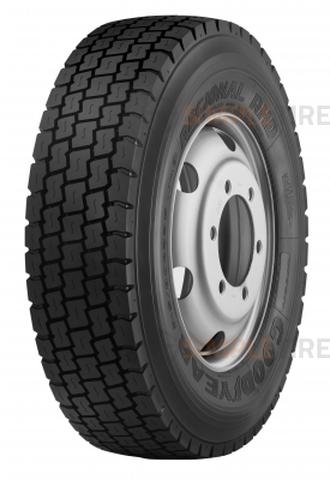 Goodyear Regional RHD II G137 315/80R-22.5 756287295