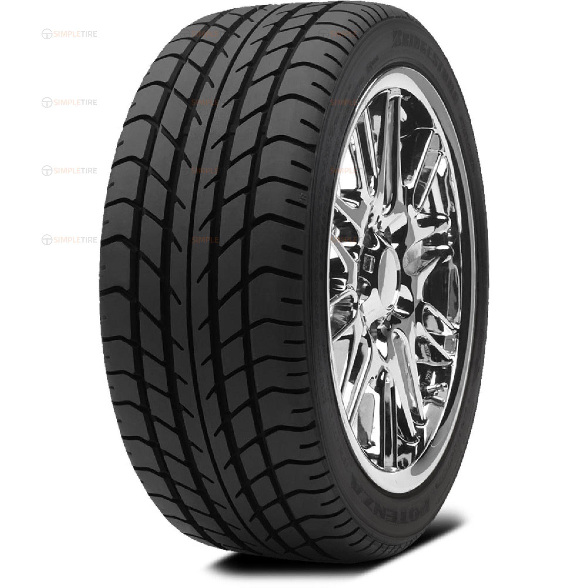 Bridgestone Potenza RE010 215/45R-16 19879