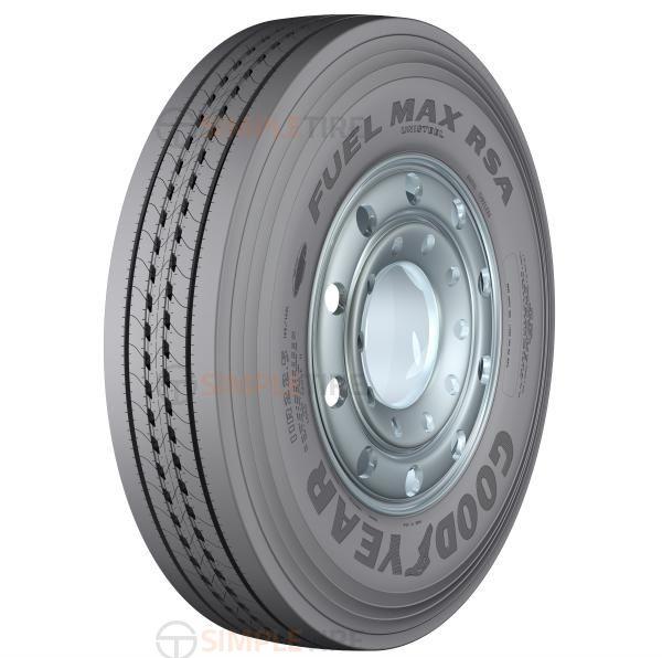 756809647 295/75R22.5 Fuel Max RSA Goodyear