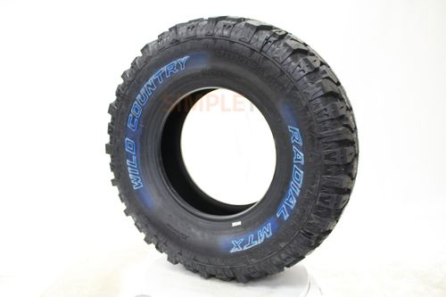 Multi-Mile Wild Country MTX LT245/75R-16 WMT38