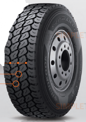 3001980 385/65R22.5 Smart Work AM15 Hankook