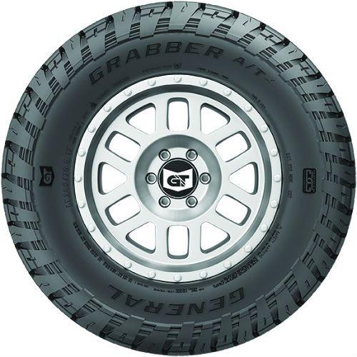 General Grabber A/T X LT35/12.50R-17 04508320000