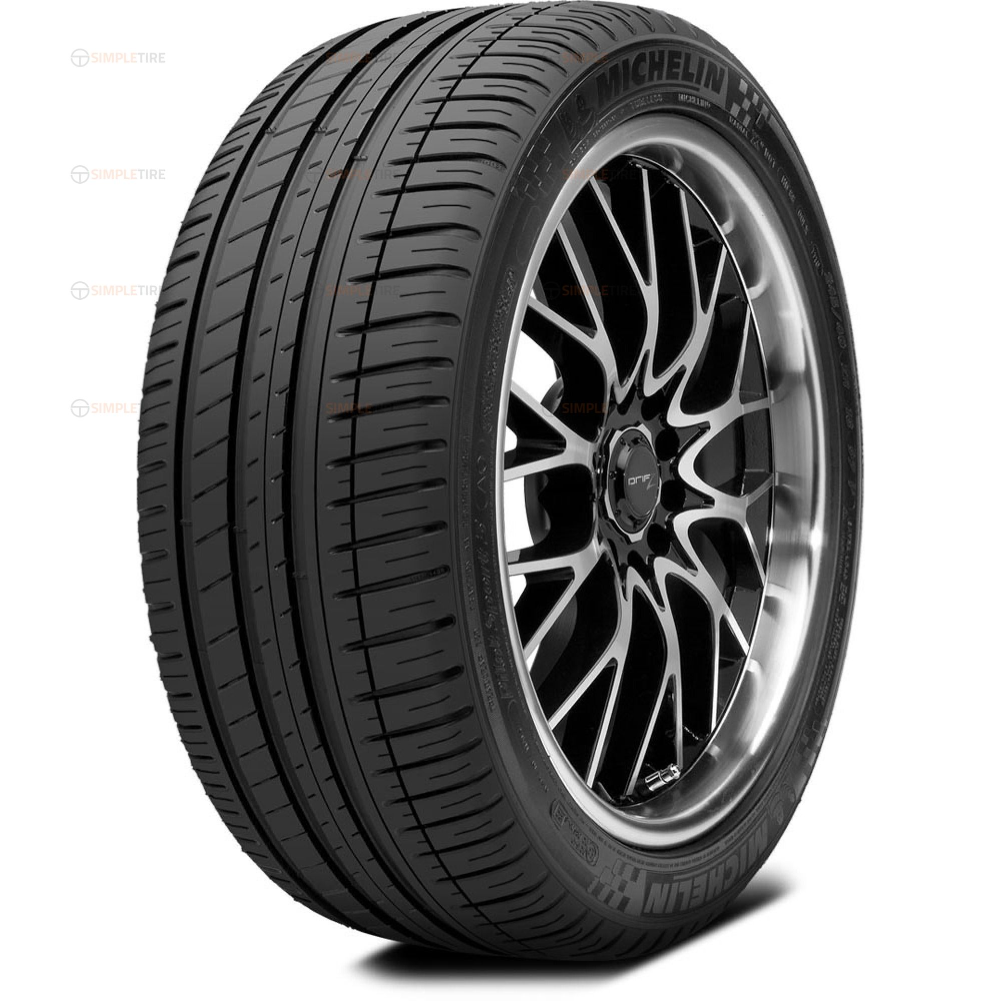 13905 285/35R   18 Pilot Sport PS3 Michelin