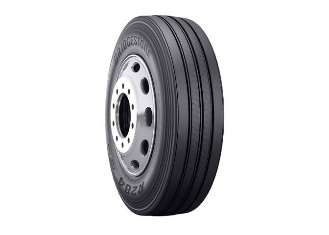 Bridgestone R284 Ecopia 285/75R-24.5 6096
