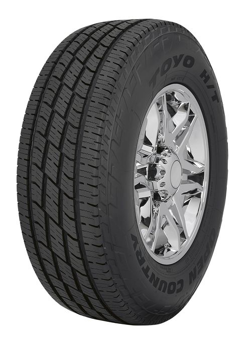 Open Country Tires >> Toyo Open Country H T Ii