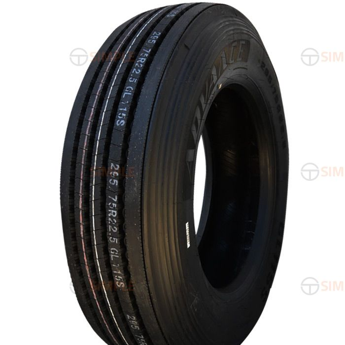 115008A 295/75R22.5  GL115S Advance