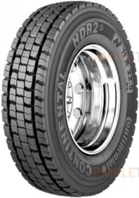 Continental HDR2 Eco Plus 295/75R-22.5 05220650000