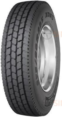 Michelin XDA3 275/80R-22.5 73095