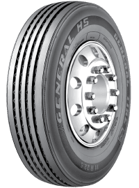 531043 285/75R24.5 General HT Tire General