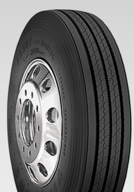 Firestone FS507 Plus 285/75R-24.5 244125