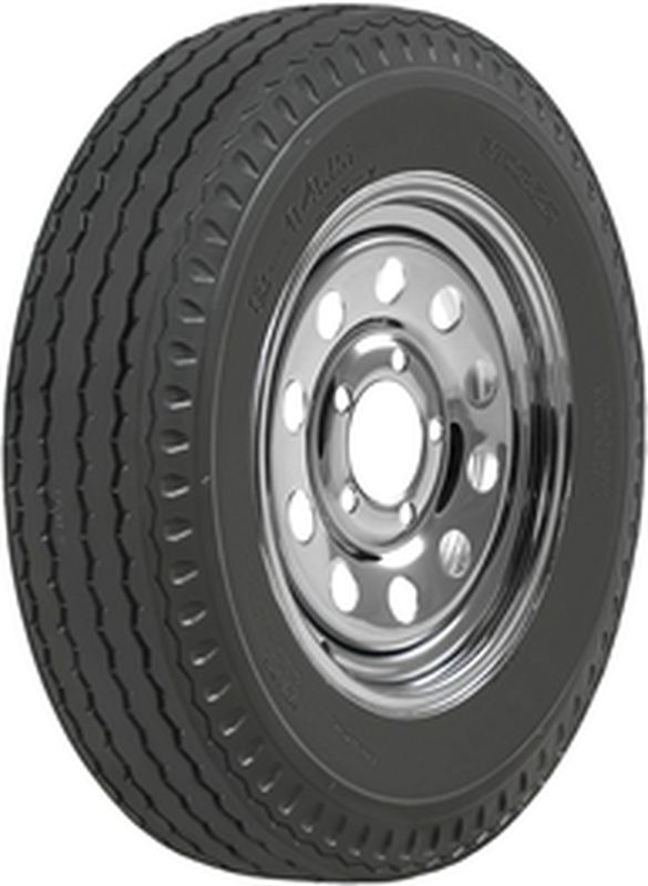 Power King Solid Trac Radial Trailer 235/85R-16 TRR18