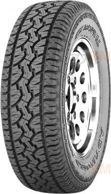 100A2300 P265/70R16 Adventuro AT3 GT Radial