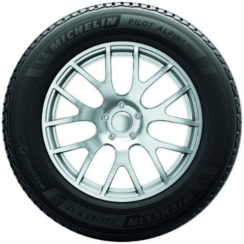 Michelin Pilot Alpin 5 SUV 225/60R-18 67319